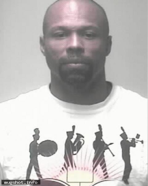 Alonzo Stephen Clements arrested in Sutter County,CA