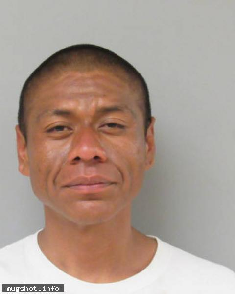 Elino Lucero arrested in Madera County,CA