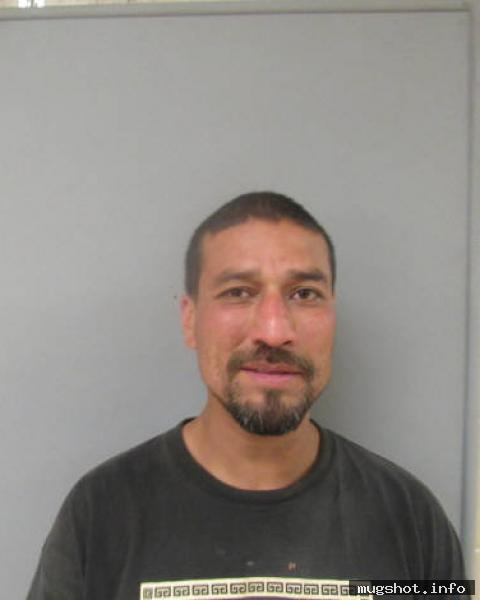 Jose Jesus Geronimo arrested in Madera County,CA