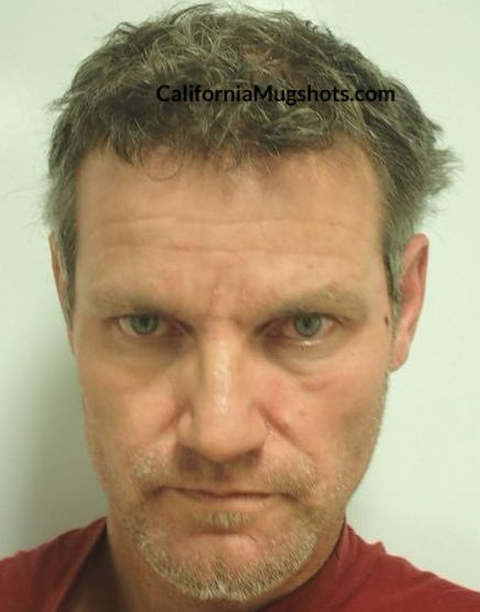 Arrest Photo of Randall Connard Grubbs