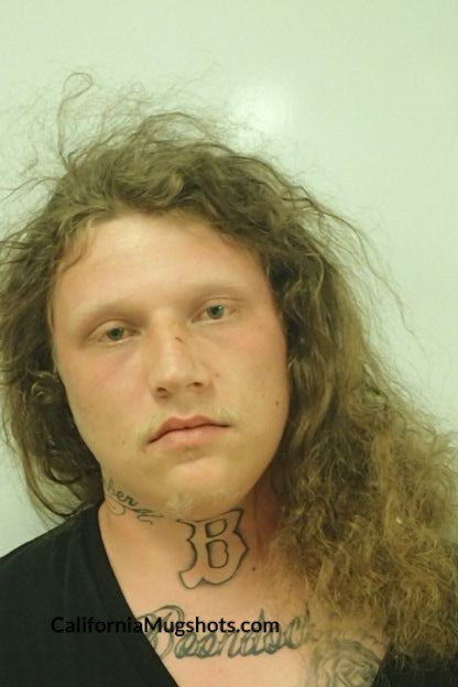 Arrest Photo of Cody Alan Sharp