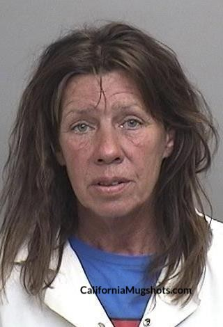 Arrest Photo of Belinda Moorhead Schafer