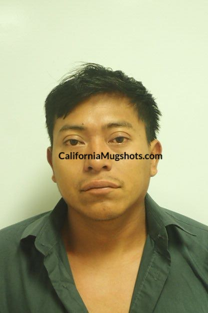 Mouro Diaz Arias arrested in Lake County,CA