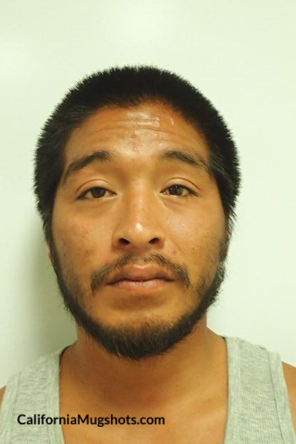 Kenneth Joseph Fred arrested in Lake County,CA