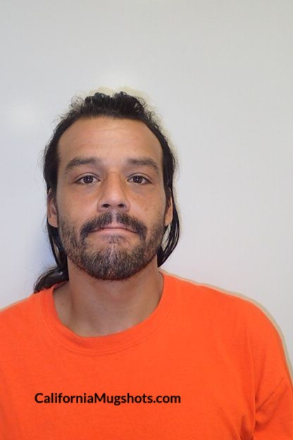 Johnny Manuel Salinas arrested in Lake County,CA