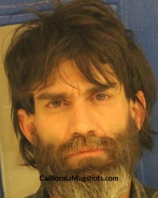 Anthony Lee Lourence arrested in Tehama County,CA