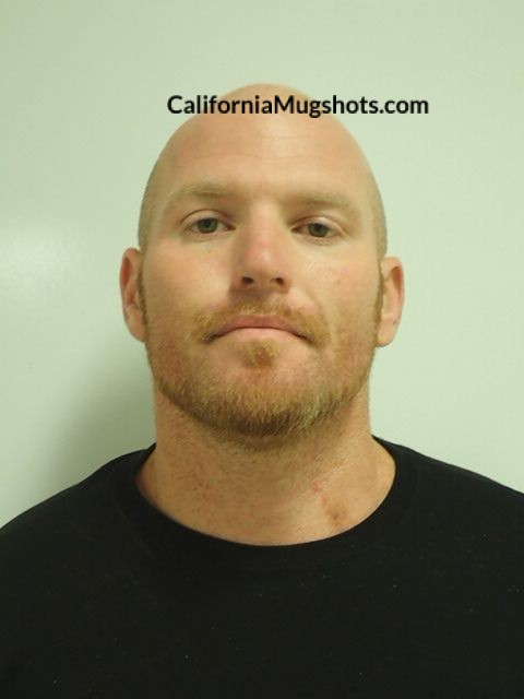 Michael James Derham arrested in Lake County,CA