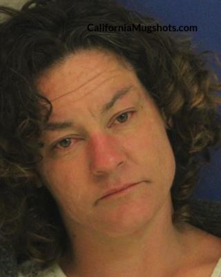 Angela Mary Lavigne arrested in Tehama County,CA
