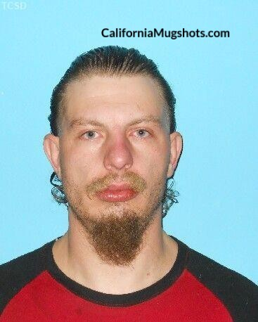 Clay Calvin Aho arrested in Tuolumne County,CA