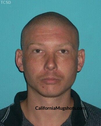 Timothy Paul Vezina arrested in Tuolumne County,CA