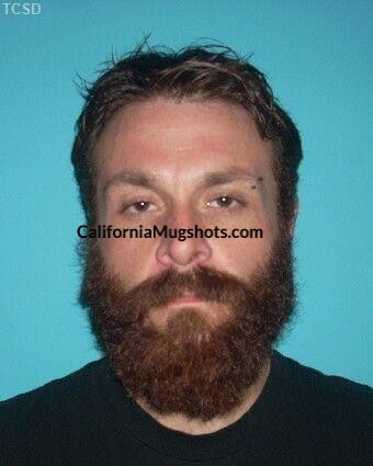 Dustin Mical Benner arrested in Tuolumne County,CA