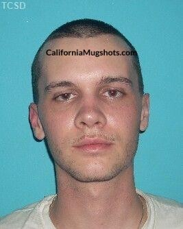 Dylan Michael Byrum arrested in Tuolumne County,CA