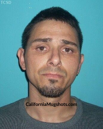 Daniel Brian Sanchez arrested in Tuolumne County,CA