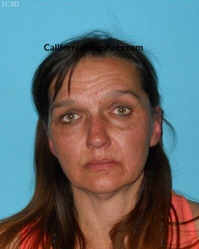 Amber Lynn Ramsey arrested in Tuolumne County,CA