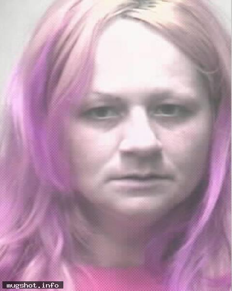 Jenney Fay Oneal arrested in Sutter County,CA
