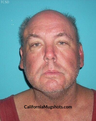 Steven John Hathaway arrested in Tuolumne County,CA