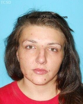 Melissa Leslie Brown arrested in Tuolumne County,CA