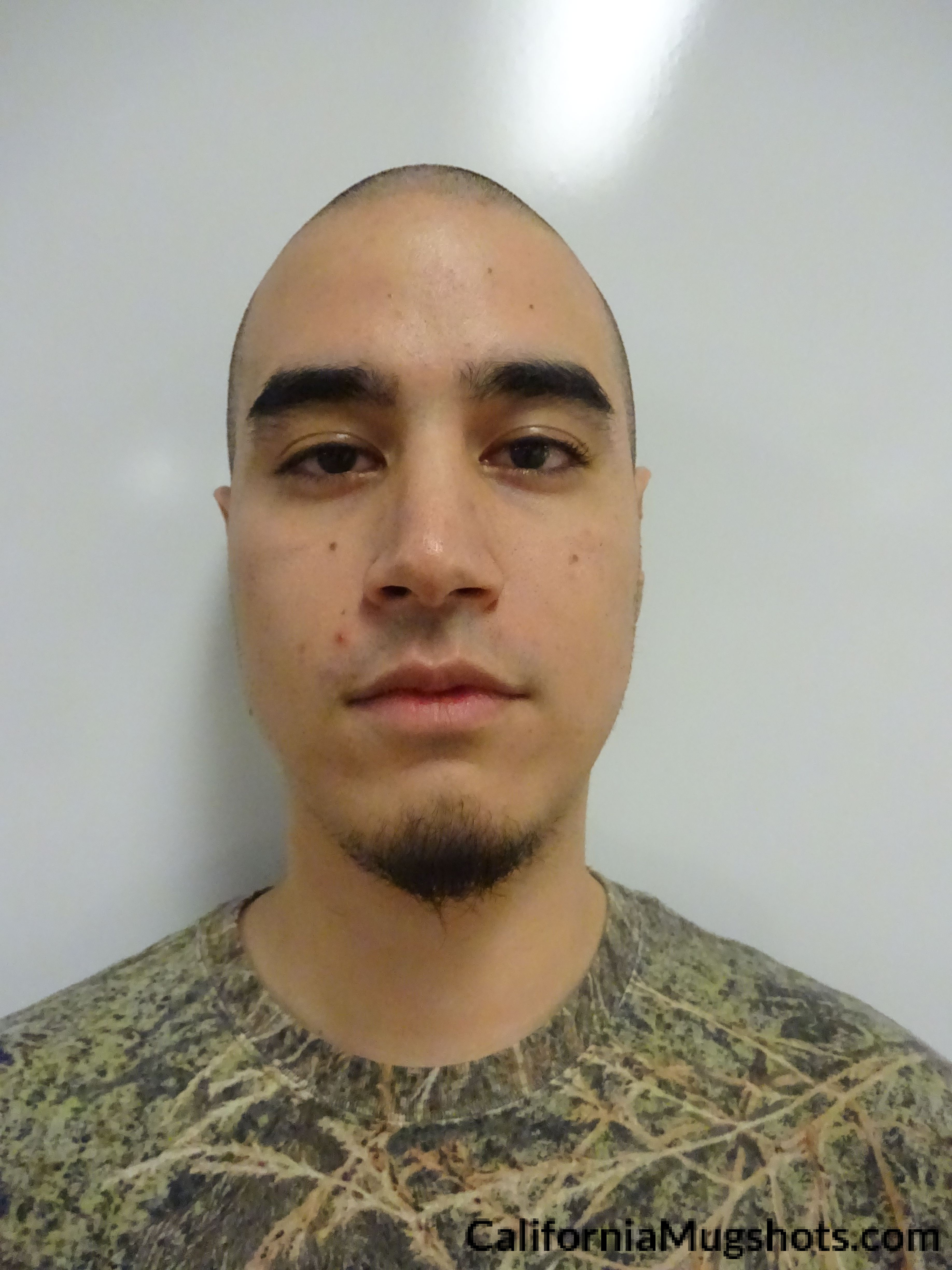 Johnathan Arron Anaya arrested in Lake County,CA