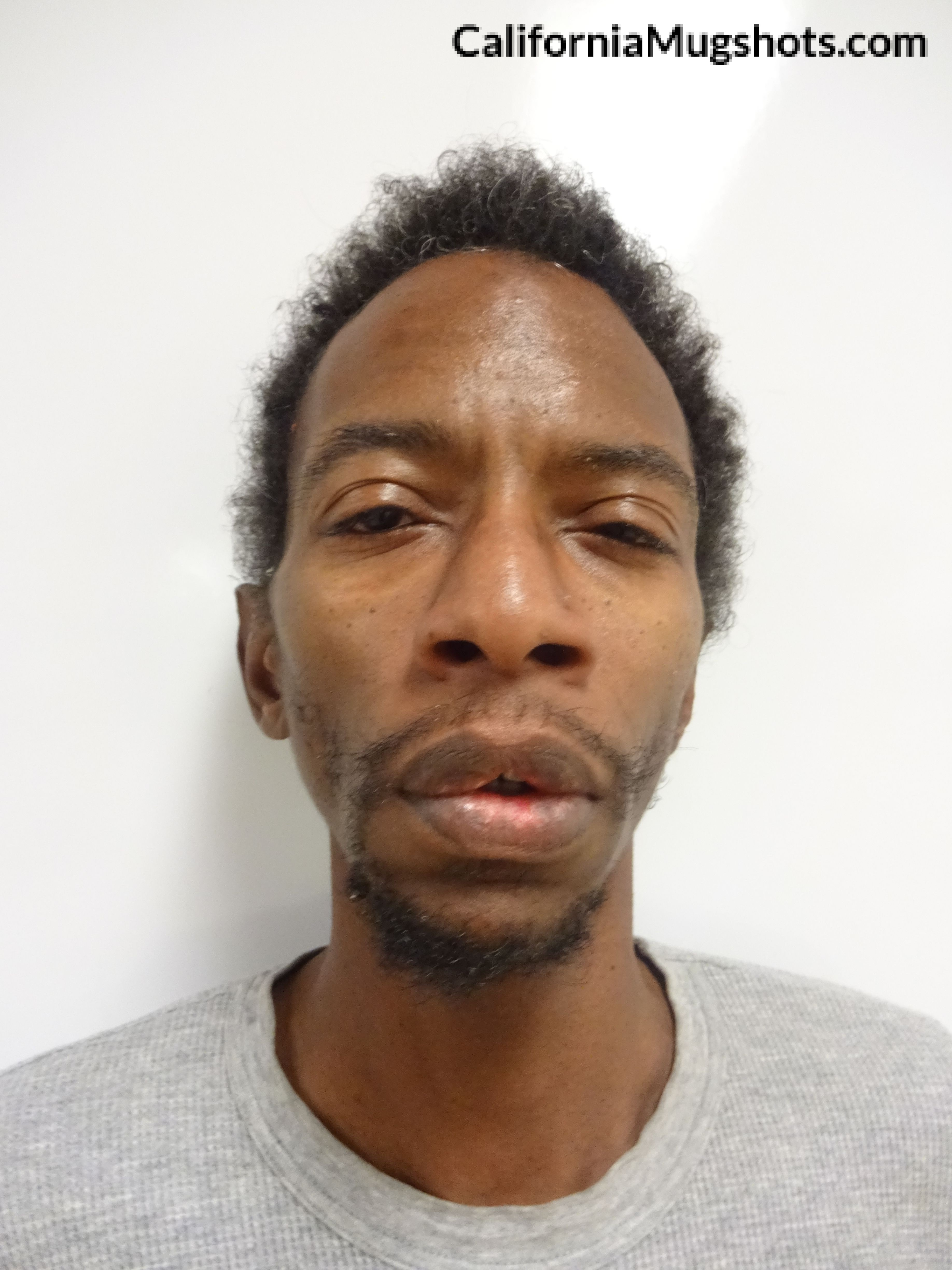 Winston Ishmelle Edwards arrested in Lake County,CA