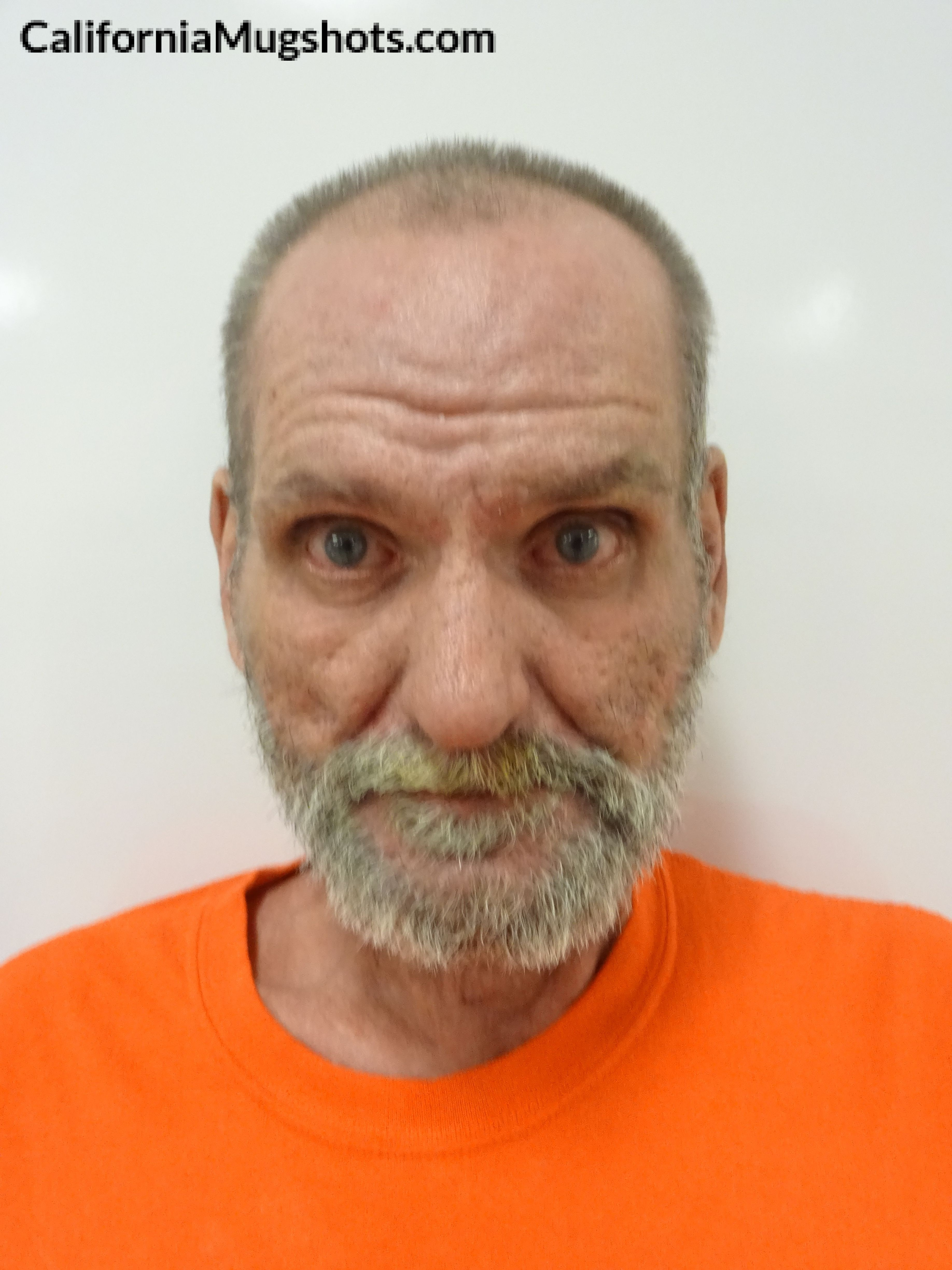 Woodrow Richard Stover arrested in Lake County,CA