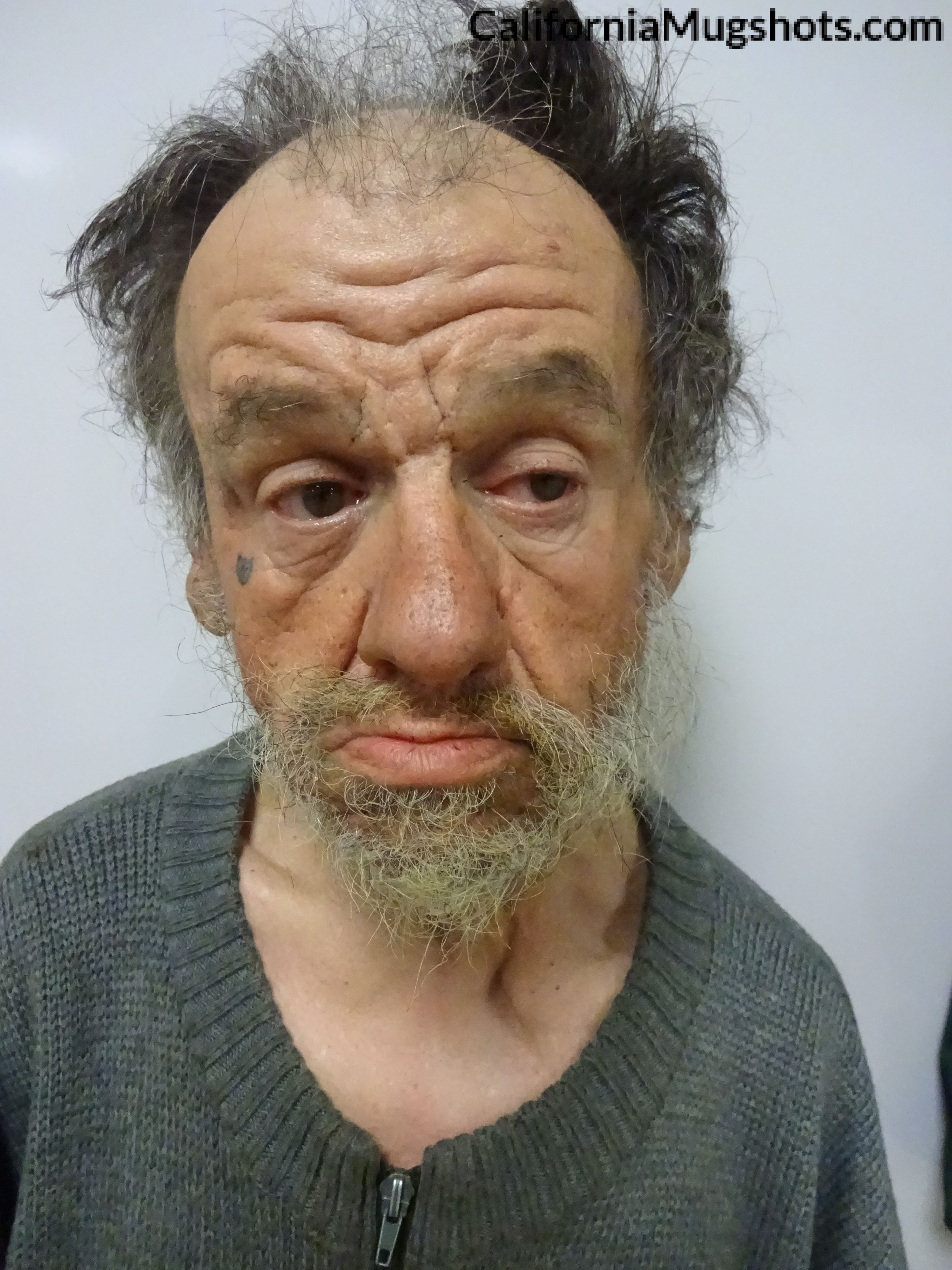 Arrest Photo of Kevin Lee Betts