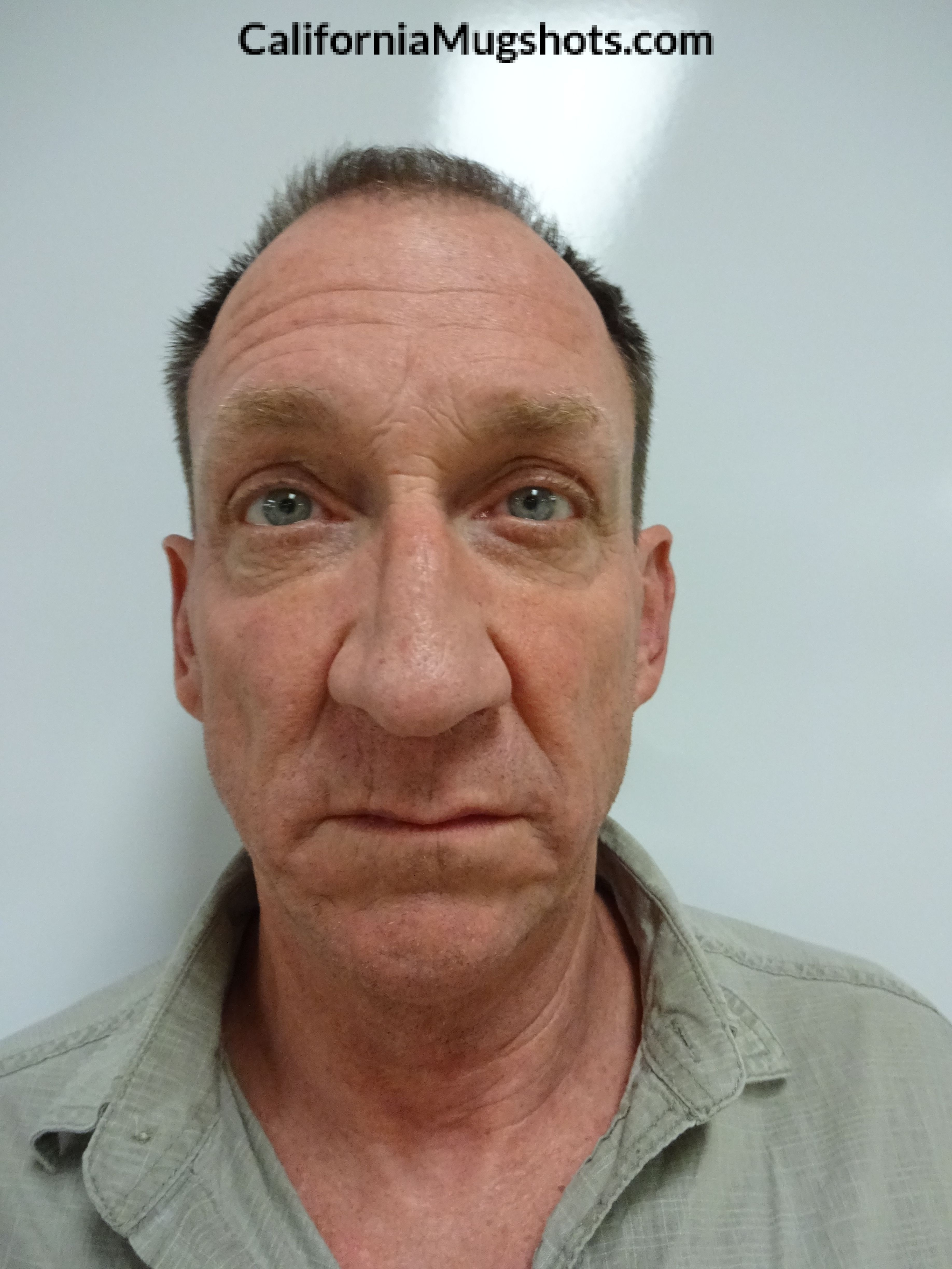 Russell Allan Lee arrested in Lake County,CA