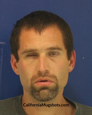 Michael Edwin Cunningham arrested in Tehama County,CA