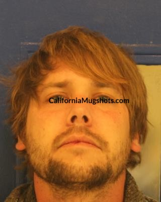 Matthew Charles Leger arrested in Tehama County,CA