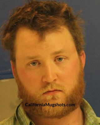 Nathan Bruce Lindauer arrested in Tehama County,CA
