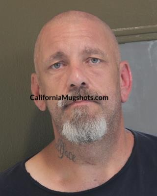 Wesley Michael Conner arrested in Tehama County,CA