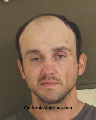 Dustin C. Lindstrom arrested in Tehama County,CA