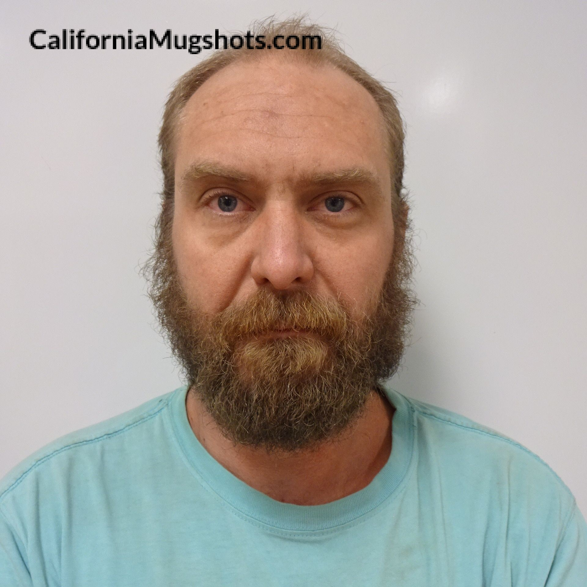 Arrest Photo of Andrew Nicholas Andresen