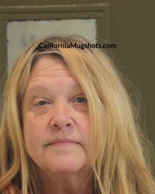 Kelly R. Fredell arrested in Tehama County,CA