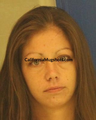 Nicole D. Delong arrested in Tehama County,CA