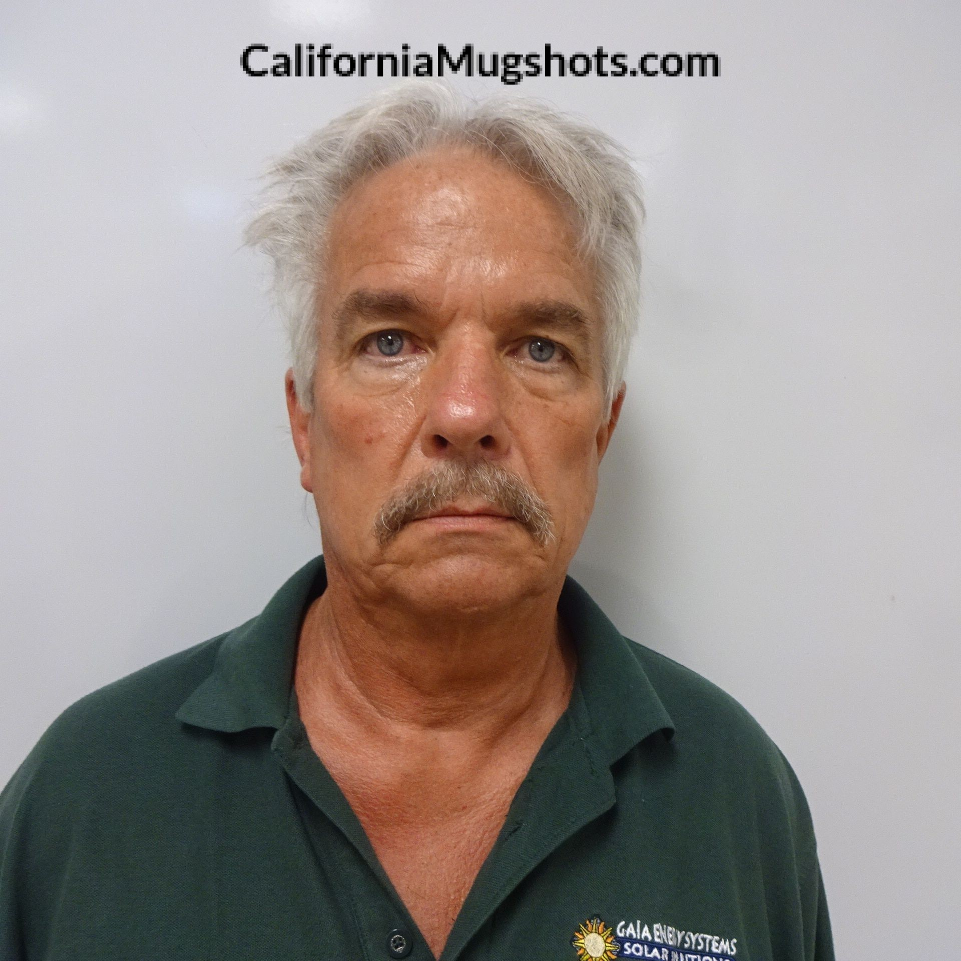 Richard Allen Berry arrested in Lake County,CA