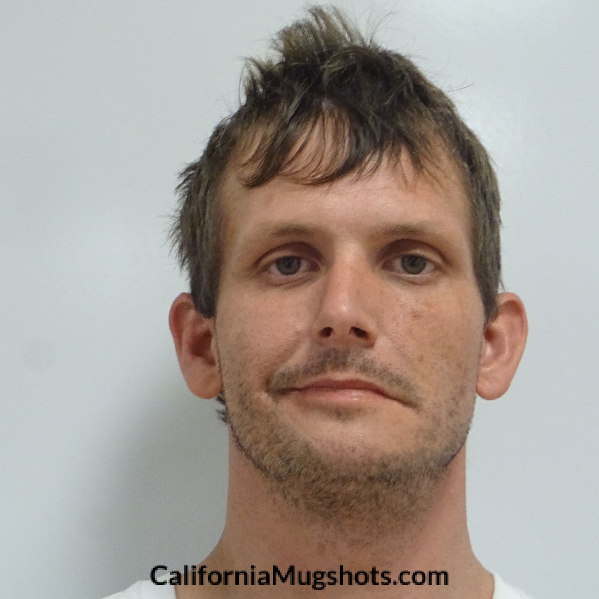 William Patrick Hard arrested in Lake County,CA