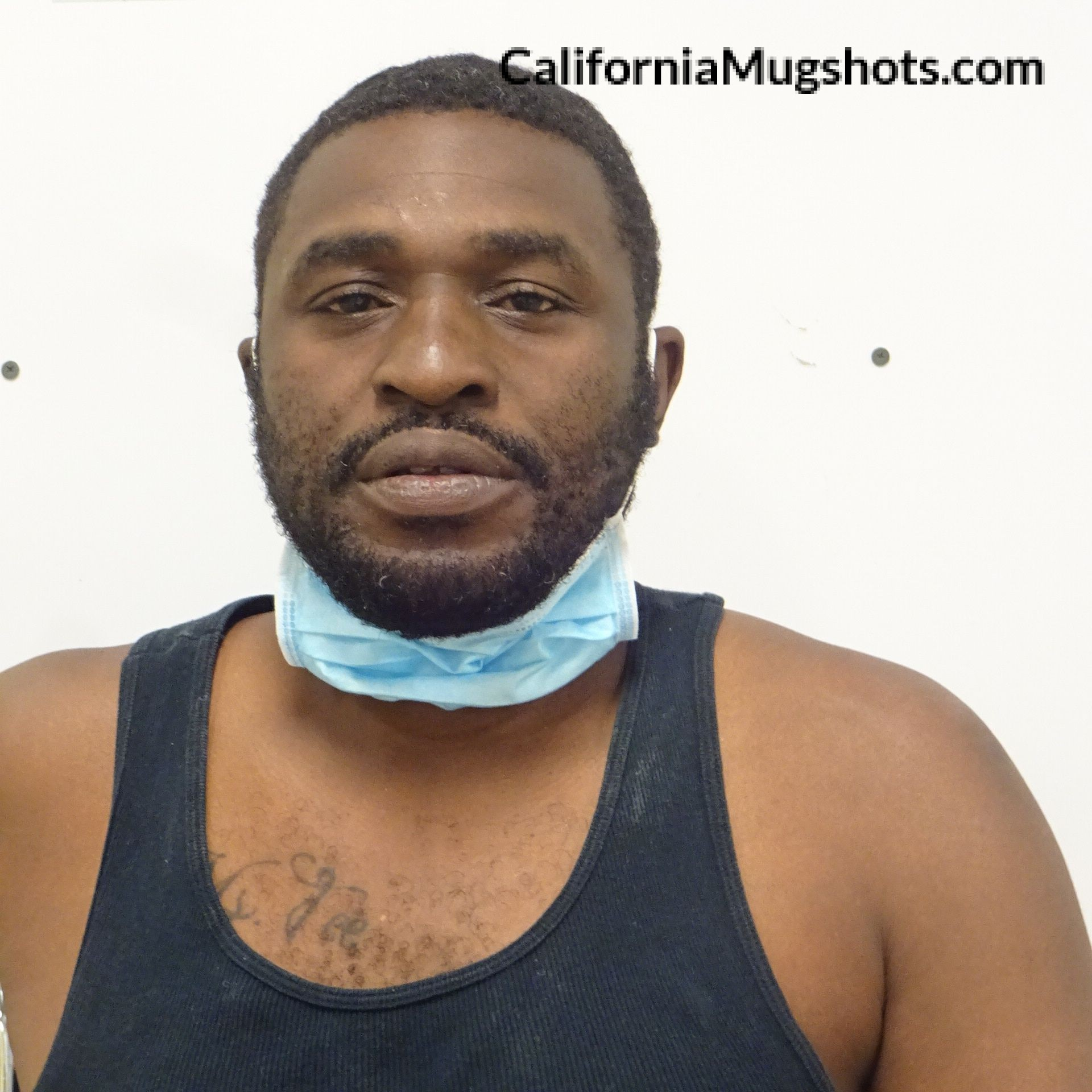 Owens Darnell Hickman arrested in Lake County,CA