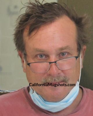 Francis E. Eulner arrested in Tehama County,CA