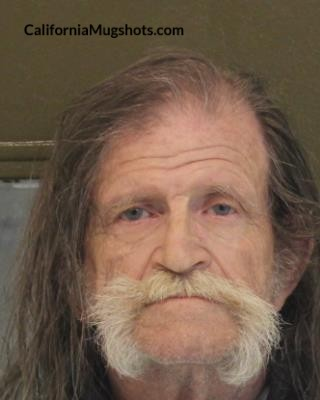 Fred R. Beckett arrested in Tehama County,CA