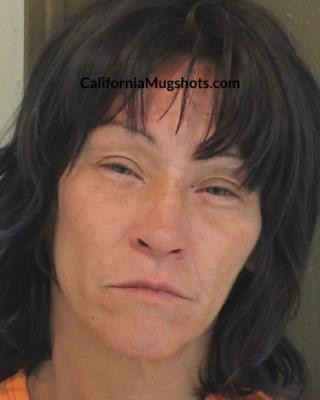 Kathleen L. Husted arrested in Tehama County,CA