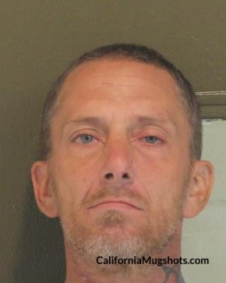 Christopher L. Reed arrested in Tehama County,CA