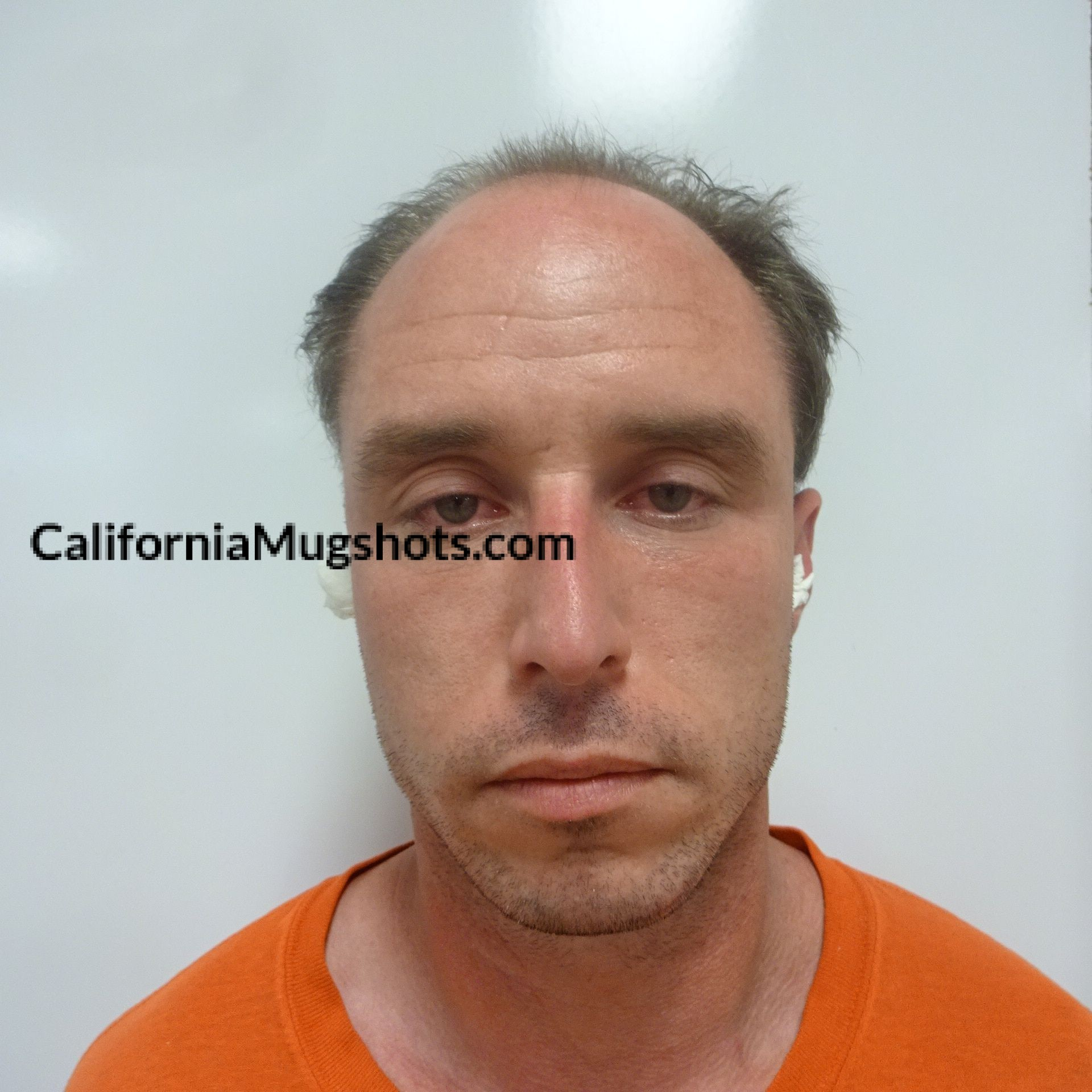 Gregory Tyrell Brunner arrested in Lake County,CA