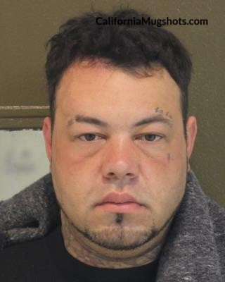 Michael A. Rogers arrested in Tehama County,CA