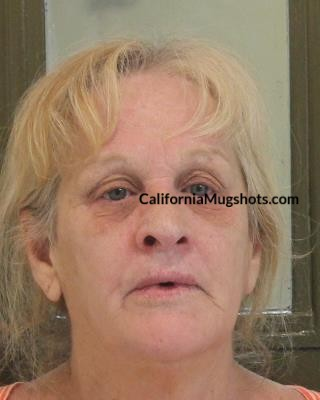 Cindy L. Cook arrested in Tehama County,CA