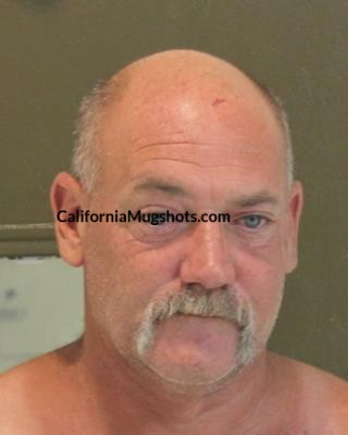 Terry L. Woodward arrested in Tehama County,CA
