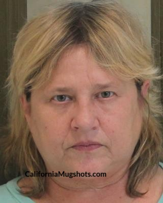 Marcey M. Metcalf arrested in Tehama County,CA