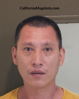 Chin H. Zhen arrested in Tehama County,CA