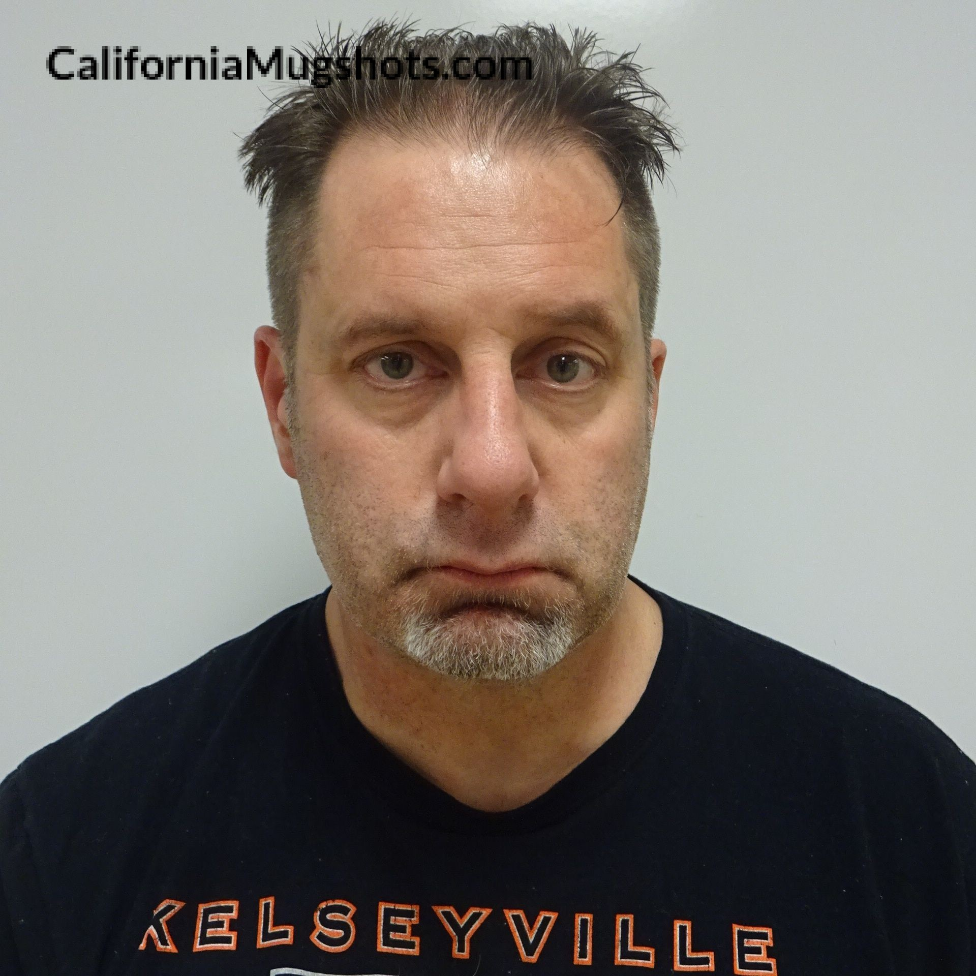 Harry William Loux arrested in Lake County,CA