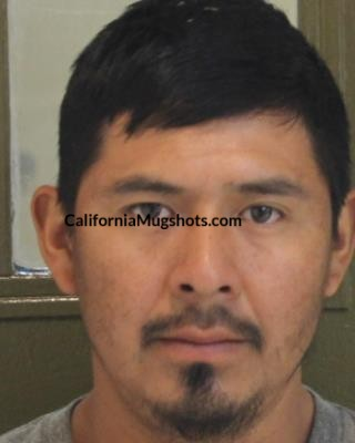 Silvestre Avila arrested in Tehama County,CA