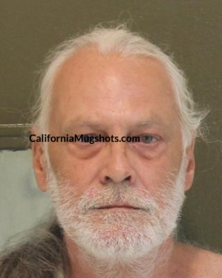Todd J. Harvey arrested in Tehama County,CA